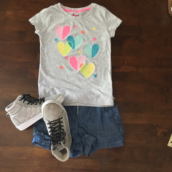 Old Navy Other - Girls cotton jean shorts